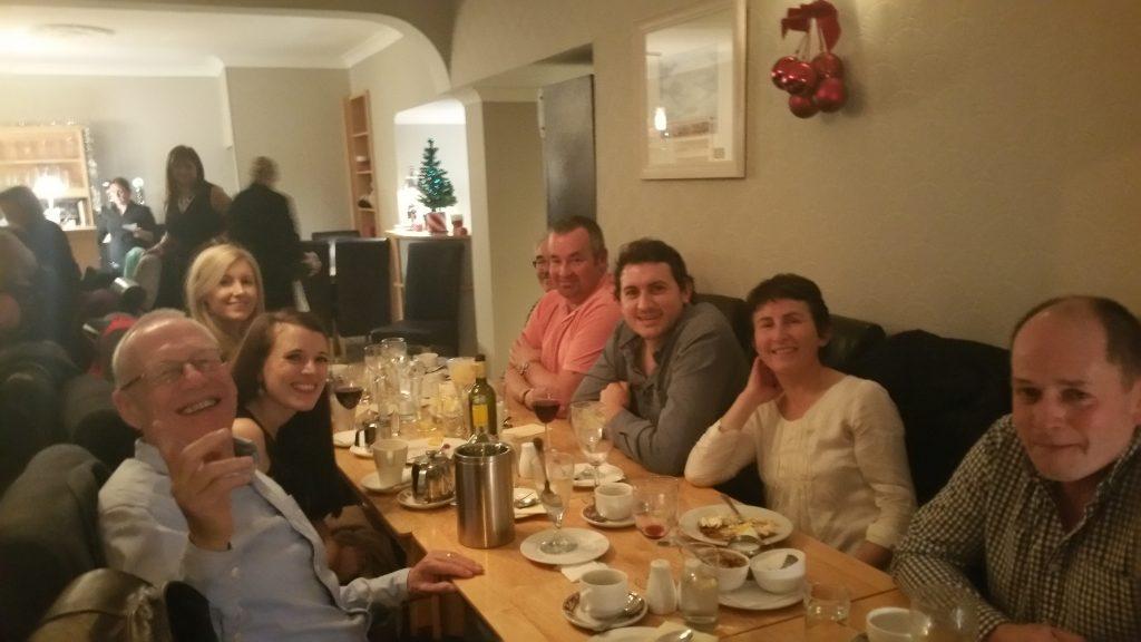 Richard, Hester & Maire