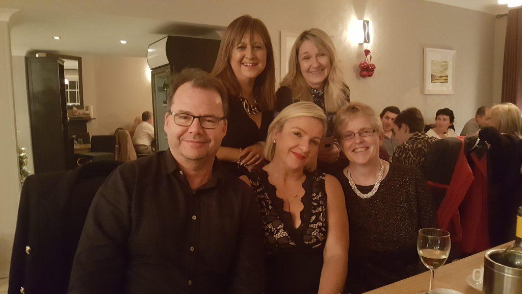 Alice, Sylvia, Mark, Elvira & Helen