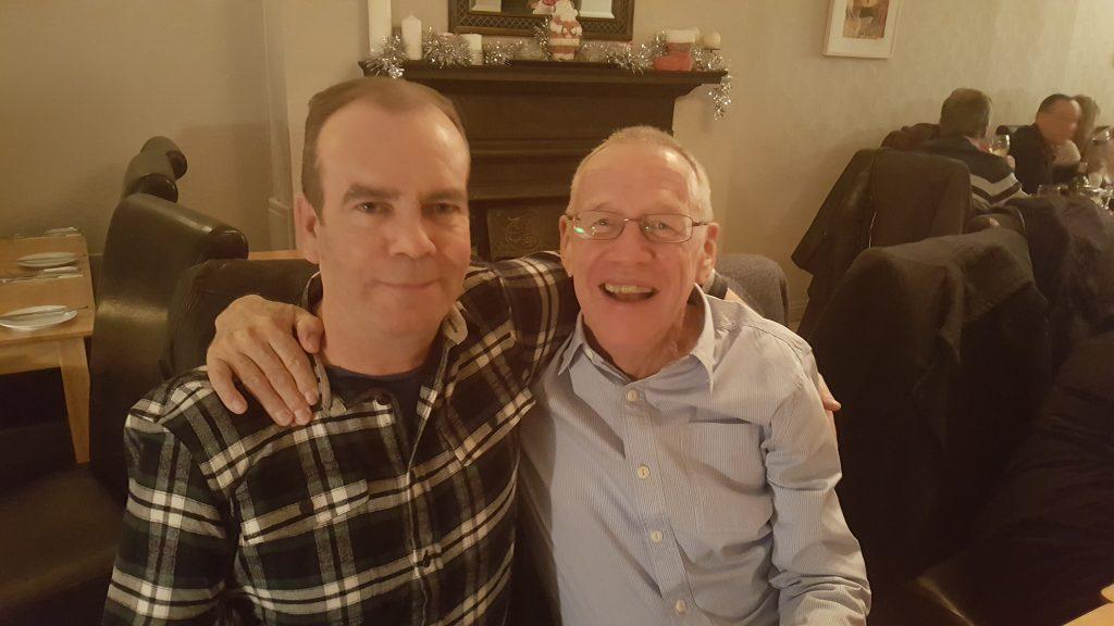 Alan & Declan