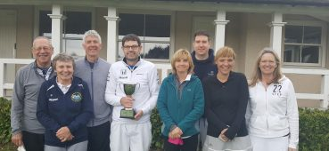 Leinster Charity Tournament Results