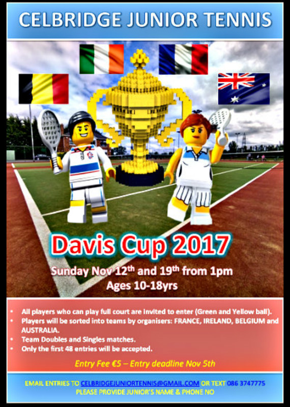 Davis Cup Junior Competition 2017